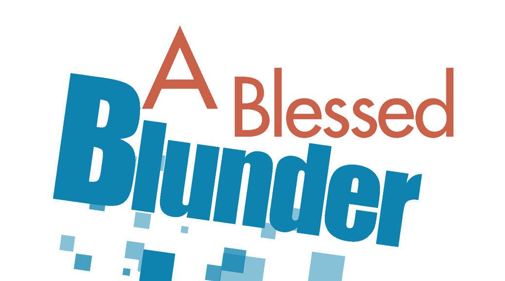 A Blessed Blunder–Large Print Tract