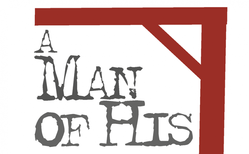 A Man of His Word–Large Print Tract