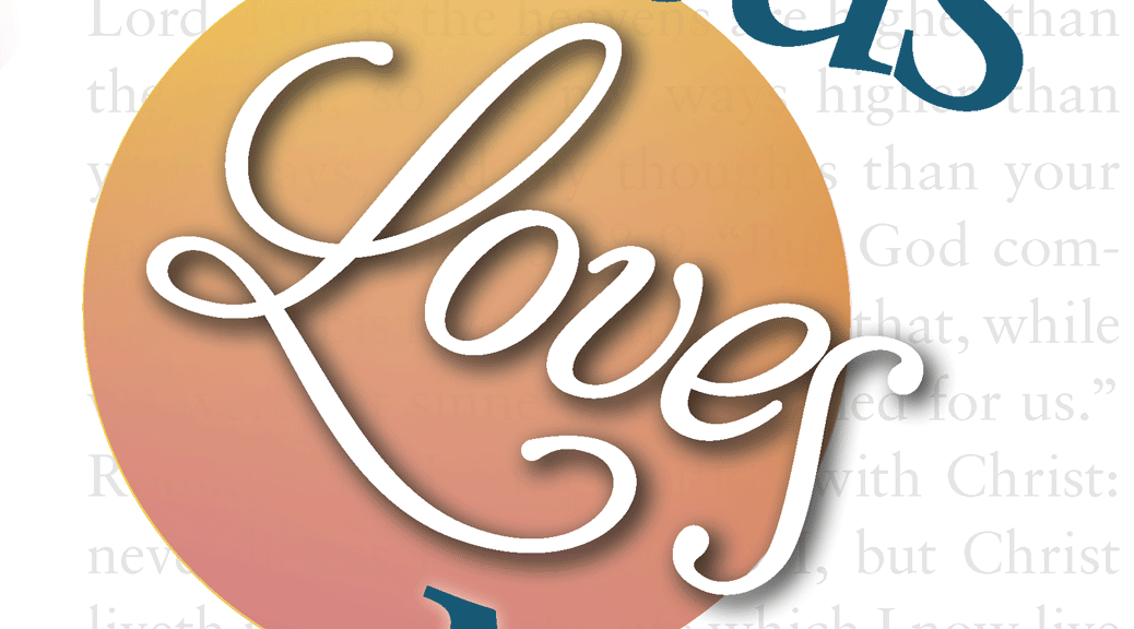 Jesus Loves Me–Large Print Tract